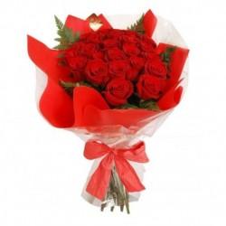Bouquet de Rosas x 25 rosas