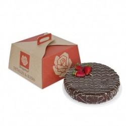 Torta Esponjosa de Chocolate